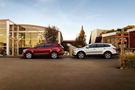 Demand for Hyundai's Santa Fe Sport SUV is booming, and the company's Alabama plant will help meet that demand. (Hyundai)