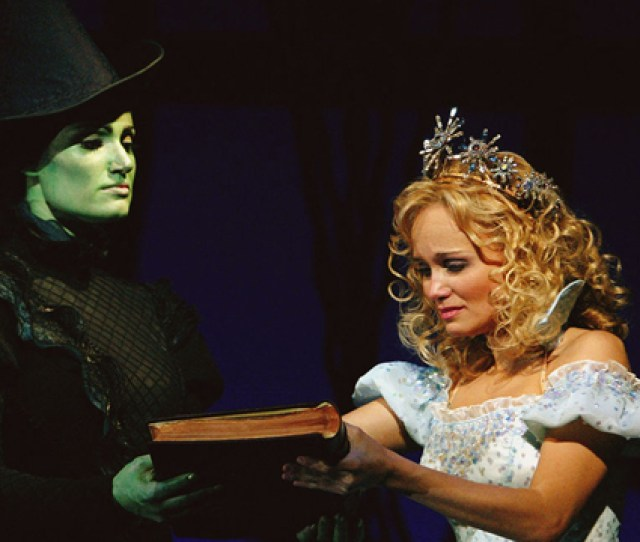 Kristin Chenoweth On Her Upcoming Concert Wicked And The Birmingham Actor Who Helped Her Through Her Broadway Debut