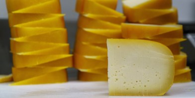 Dayspring Dairy in Gallant is Alabama's first producer of sheep cheeses. (Mark Sandlin/Alabama NewsCenter)