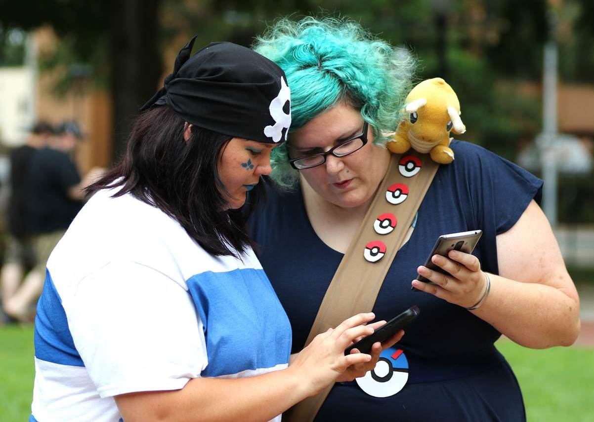 Alabama businesses try to catch all customers as Pokémon goes beyond the game