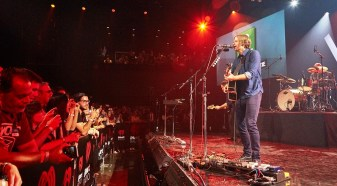 """Death Cab for Cutie is playing songs from its latest album, """"Kintsugi,"""" alongside selections from throughout its nearly two-decade career. (Contributed)"""