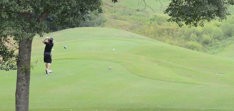 The Robert Trent Jones Golf Trail in Opelika. (Bernard Troncale/Alabama NewsCenter)