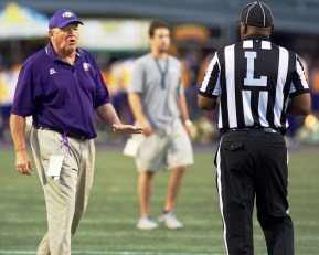 University of North Alabama Coach Bobby Wallace believes his team could compete this year the same way it has for the past three. (UNA Athletics)
