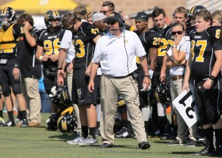 Birmingham-Southern Coach Eddie Garfinkle is optimistic his Panthers will improve on last year's record. (Birmingham-Southern College Athletics)
