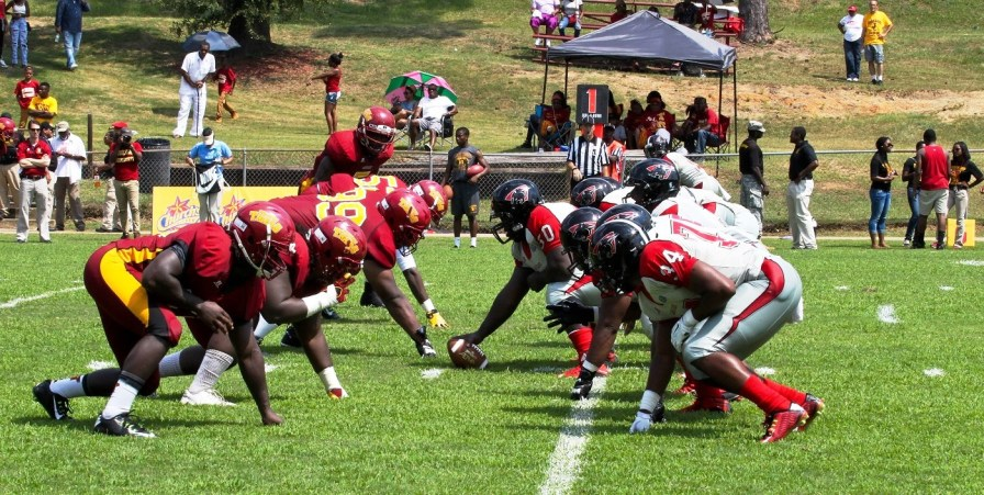 Coach Willie Slater expects Tuskegee's defense to be the team's greatest strength this season. (Tuskegee Athletics)