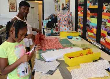 Bib & Tucker Sew-Op is stitching art and community together. (Karim Shamsi-Basha/Alabama NewsCenter)