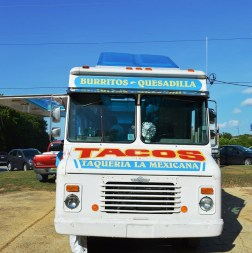 A variety of cuisines and prices make food trucks perfect for a college town like Tuscaloosa and Northport. (Kennedy Studdard / Alabama NewsCenter)