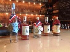John Emerald Distilling Co is capturing awards with its Alabama-made spirits. (Brittany Faush-Johnson / Alabama NewsCenter)