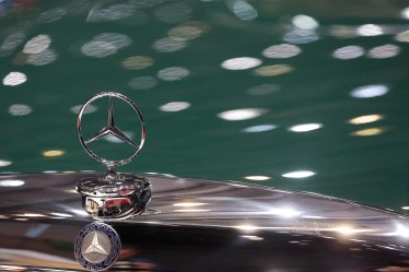 MöllerTech has a long history with Mercedes-Benz. (Jason Alden/Bloomberg)