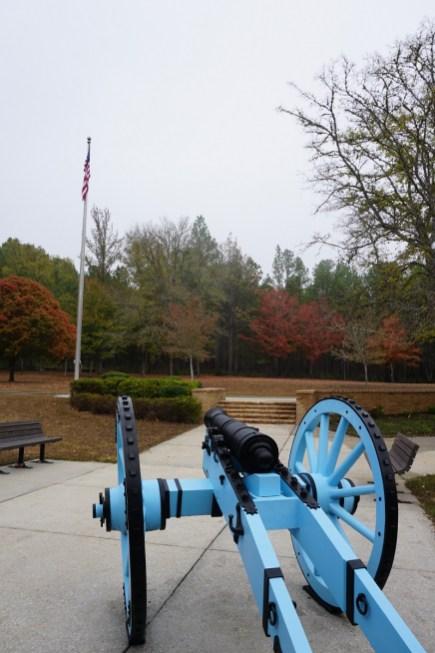 Horseshoe Bend National Military Park in Daviston. (contributed)
