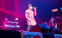 Ludacris performed as part of the long weekend festivities surrounding the Magic City Classic. (Mykeon Smith / Alabama NewsCenter)