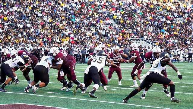 Magic City Classic draws record crowd for its 75th playing