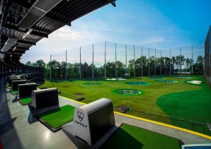 Birmingham officials are displaying a willingness to work with businesses that is paying off in announced developments such as Topgolf downtown. Pictured is the Topgolf location in Dallas. (Michael Baxter/Baxter Imaging LLC)