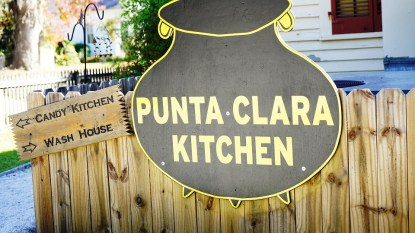 Punta Clara Kitchen in Point Clear. (Mark Sandlin / Alabama NewsCenter)