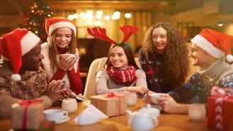 Enjoy family and friends during this holiday season (Alabama NewsCenter/file).