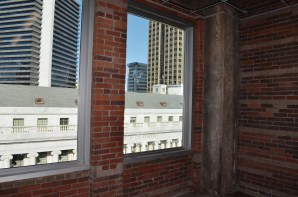 The renovation of the Federal Reserve building in Birmingham is nearly complete with tenants moving in in January and February. (Michael Tomberlin / Alabama NewsCenter)