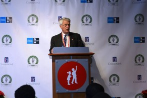 Mike Warren, CEO of Children's of Alabama. (Michael Tomberlin / Alabama NewsCenter)