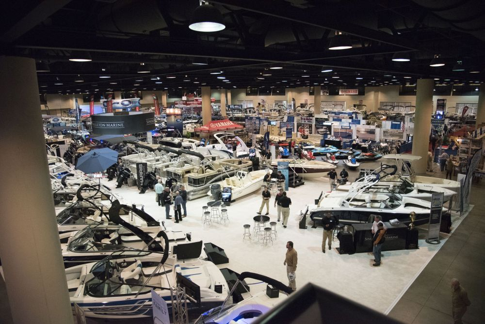 Birmingham Boat Show Makes Waves At The BJCC Alabama NewsCenter - Car show birmingham al