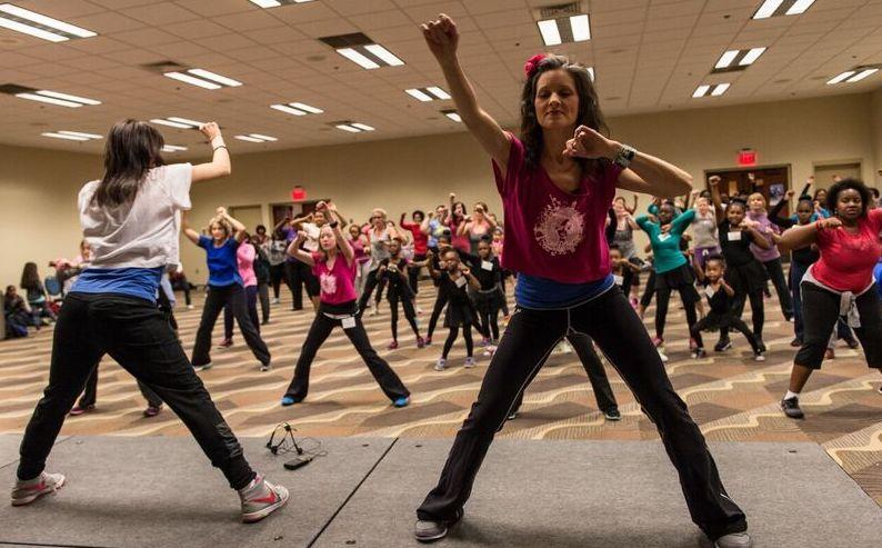 Alabama Dance Council. (Clark Scott)