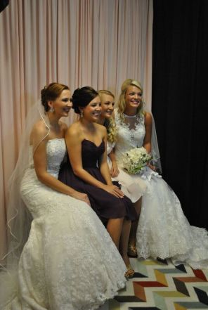 Trussville Bridal Show. (Contributed)