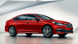 Hyundai produces the Sonata along with other models at its Montgomery plant. (Hyundai Motor Manufacturing of Alabama)