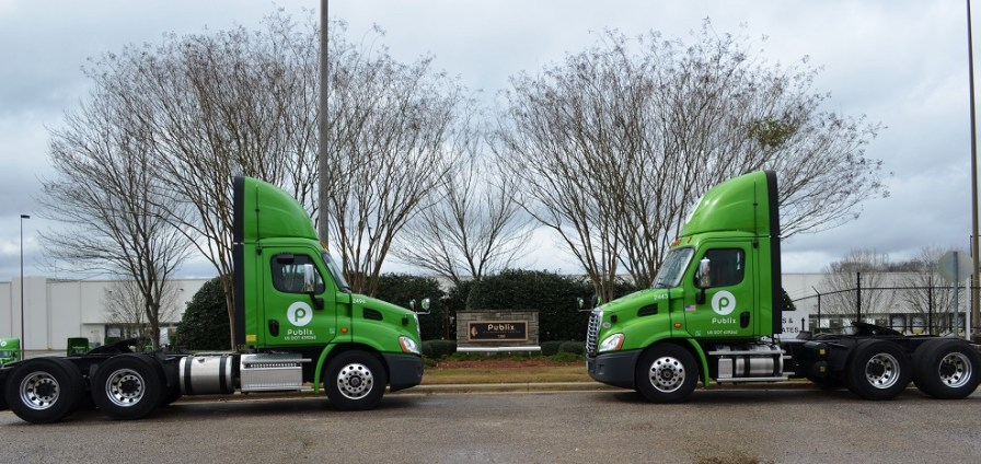 Publix Super Markets is now operating its 638,000-square-foot distribution center in McCalla. (Michael Tomberlin / Alabama NewsCenter)