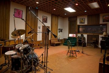 FAME Recording Studios, Muscle Shoals, 2010. (The George F. Landegger Collection of Alabama Photographs in Carol M. Highsmith's America, Library of Congress, Prints and Photographs Division)