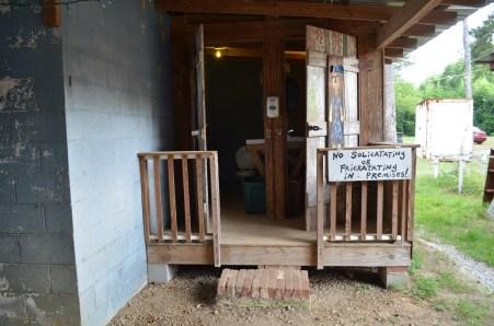 The facilities. (Anne Kristoff/Alabama NewsCenter)
