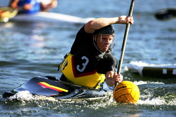 Canoe polo is one of the sports played in previous World Games. (contributed)