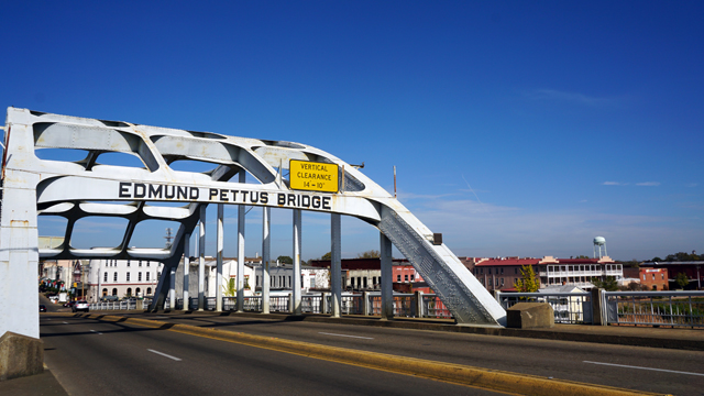 Can't Miss Alabama commemorates the Selma to Montgomery march