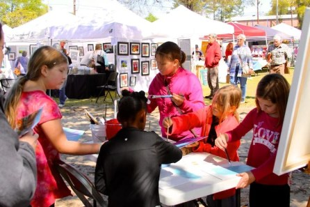 Fountain City Arts Festival. (Contributed)