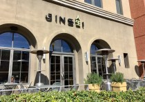 No one would mistake Jinsei for a Greek restaurant, but founder John Cassimus is a third-generation member of one of the area's major Greek restaurant families. (Bob Blalock/Alabama NewsCenter)