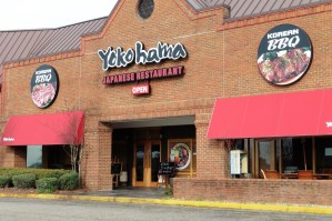 Korean signs for restaurants and businesses have sprung up in many Montgomery shopping centers. (Ann Taylor Pittman)