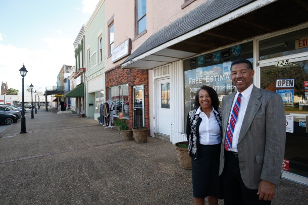 """This is a great historical town with a tremendous spirit,"" says Tuskegee Mayor Tony Haygood. (Contributed)"