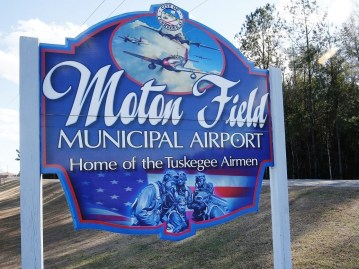The famed Tuskegee Airmen trained at Moton Field, potential site of a Leonardo trainer jet aircraft factory. (Contributed)