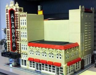 The iconic Alabama Theatre. (Wesley Higgins)