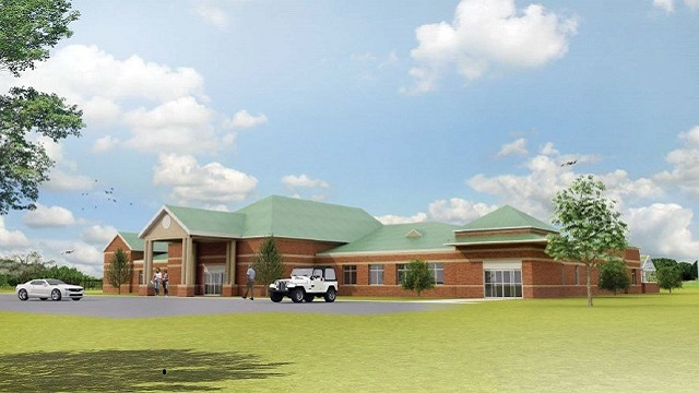 Auburn University reveals details of veterinary satellite hospital at Gulf Shores