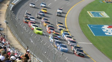 A big weekend at the Talladega Superspeedway(Curtis Palmer / Wikimedia)