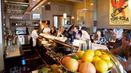 Highlands Bar and Grill is the nation's most Outstanding Restaurant according to the James Beard Foundation. (file)