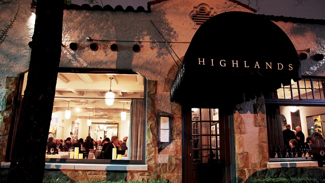 Highlands Bar and Grill captured the Outstanding Restaurant Award in the nation at the James Beard Awards Monday night. (file)