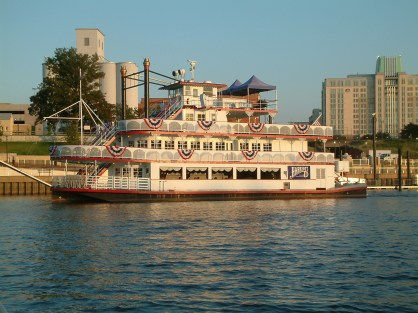 Mother's Day Dinner Cruise. (Contributed)