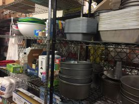 Tools of the trade at Chef's Workshop in Hoover (Keisa Sharpe/Alabama NewsCenter)