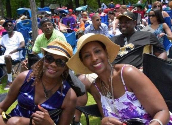 Don't miss out on big fun at your favorite concert. (Gary Estwick/Alabama NewsCenter)