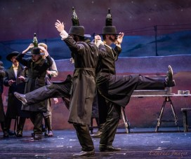 "Red Mountain Theater Company presents ""Fiddler on the Roof"" at the Dorothy Jemison Day Theater in Birmingham, directed by Keith Cromwell, June 9-25. (Stewart Edmonds)"