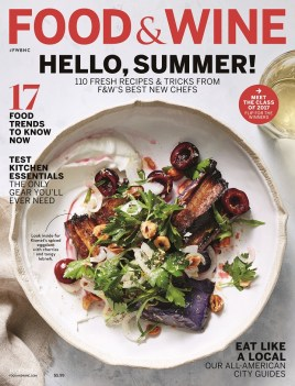 Food & Wine magazine moved from New York to Birmingham. (contributed)