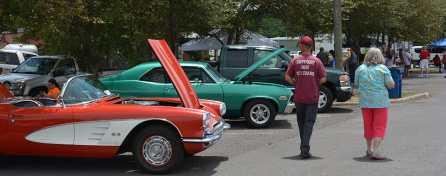 June Fling brings a lot of fun to downtown Oneonta. (Contributed)