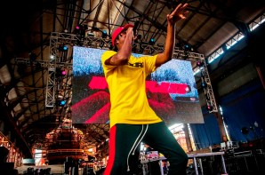 Mike Floss performs at SlossFest. (Billy Brown / Alabama NewsCenter)