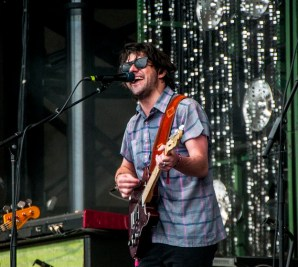 Conor Oberst performs at SlossFest. (Billy Brown / Alabama NewsCenter)