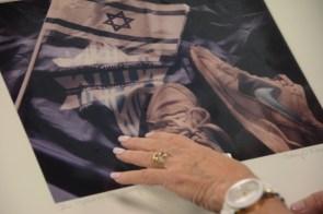 Cathy Friedman of the Birmingham Holocaust Education Center believes education is a key to preventing another Holocaust. (Karim Shamsi-Basha/Alabama NewsCenter)