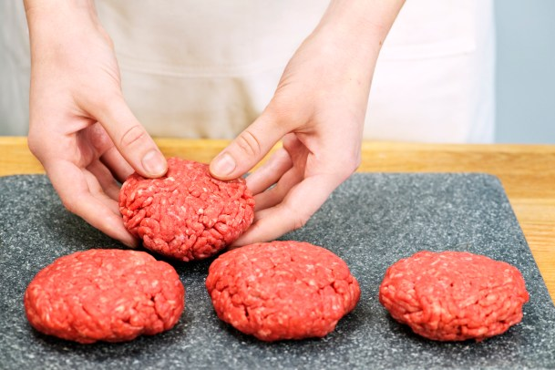 Beef, including ground beef, is the cheapest it has been in about three years. (Getty Images)